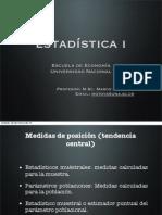 Medidas de posición13