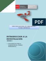 INTRODUCCION A LA INVESTIGACION - MÓDULO IV - SEMANA 03-G02