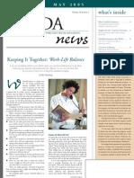 News of New York Dental May 05