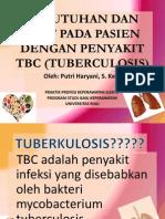 Penkes nutrisi tuberkulosis