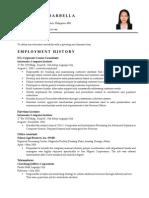 Fresh Graduate Resume Sample  Fresh Graduate Resume