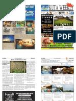 "Kuta Weekly-Edition 358 ""Bali's Premier Weekly Newspaper"""