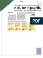 Rassegna Stampa 18.10.2013