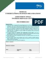UBO Assignment (Dec 2013)
