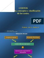 1. Costos. Naturaleza Conceptos y Clasificacion de La Contabilidad de Costos