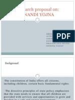 Anandi Scheme for Sex Ratio