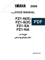 FZ-1N/S 2008 ABS