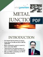 Metal junction case study
