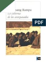 La Caverna de Los Antepasados de T. Lobsang Rampa v1.0
