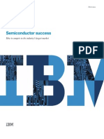 IBM Semiconductor Success White Paper