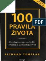 100 PRAVILA ZIVOTA