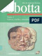 Anatomía - Sobota (tomo 1)