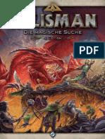 Talisman 4te Edition Regelbuch
