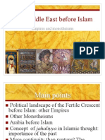 2. Before Islam
