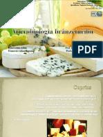 Microbiologia brânzeturilor