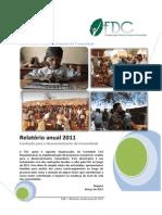 Relatorio Anual Da FDC 2011