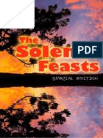 The Solemn Feasts (Special Edition)