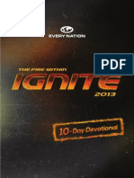 10 Day Pre Conference Devotional