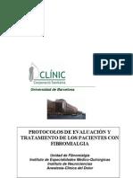 Evaluacion y Tratamiento de La Fibromialgia de la Universidad de Barcelona