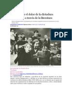 DesacralizaDe la dictadura argentina a través de la literatura (1)