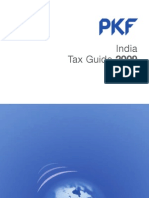 India Tax Guide 2009