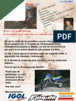 chronique n°7 1er trophee de Chateauneuf 2008 motocross