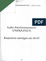 exercices UNIX trèèèès..improtants