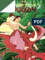 Povestea lui Tarzan - Disney, vol.8