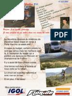 chronique n°10 minicross porto vecchio
