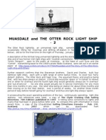 Muasdale and the Story of the Otter Rock Light Ship and Others - 2