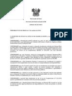 PORTARIA N 355 REMOÇÃO FUNCIONARIOS HOSPITAL DA MULHER