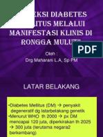 Deteksi Dm Seminar