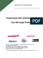Microsiga Protheus Programacao SQL Intermediario