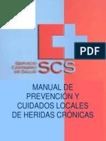 Manual de cuidados y heridas crónicas