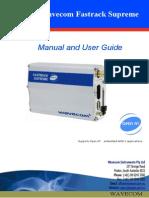 User Manual Fastrack USER GUIDE3 Ver 0