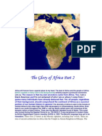 The Glory of Africa Part 2