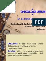 Bahan Kuliah Bedah i Onkologi Umum (Teks)