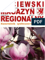 Kociewski Magazyn Regionalny Nr 60