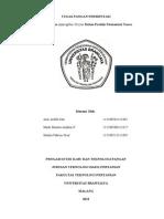 Kapang Dan Aspergillus Oryzae Dalam Produk Fermentasi Tauco