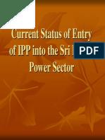Srilanka Power Sector