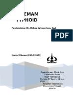 Case Tifoid Erwin