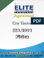EliteResolve ITA 2011 Fisica