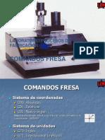 Fresa CNC Presentacion