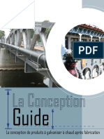 French Design Guide Galvanized Steel Structures