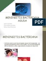 Meningitis Bacteriana Aguda