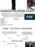 gangster theme