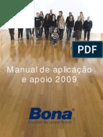 BONA Manual Aplicacao 2009 BONA