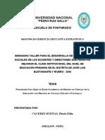 Tesis H S PrimeraParte Introducciion