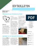 newsletter octoberr 2013