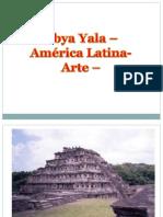 Arte  Latino- America-